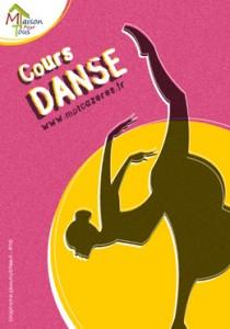 Danse classique modern jazz maison pour tous de cazeres for Danse classique maison pour tous montpellier